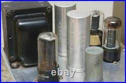 Acrosound Ultra-Linear TO-270 Tube Monoblock Amplifier. Please Read. Works