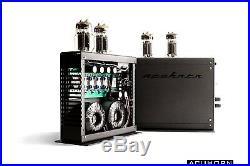 Acuhorn TT Original Pair of Monoblocks Tube Amplifier 6C33C SET Class A High End