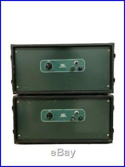 Altec 1569a Tube Mono Block Power Amplifiers Hifi Peerless Used