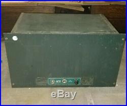 Altec 1570b / 1570 811a Monoblock Tube Amplifier