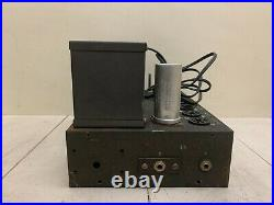 Altec Lansing A-323B Vacuum Tube Monoblock Power Amplifier
