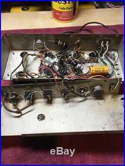 Ampex 6973 Mono block Tube Amplifier