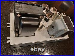 Ampex Tube monoblock Amplifiers Stereo pair with Triad output transformers