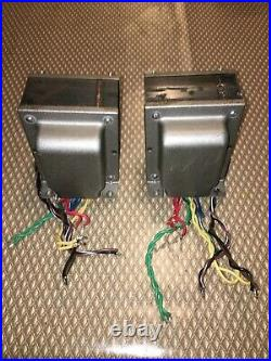 Angela Universal Power Transformers, 1 Pair Perfect for Monoblock Tube Amps