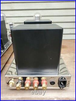 Antique Sound Lab AQ-1006 DT845 Monoblock Tube Amplifiers for repair
