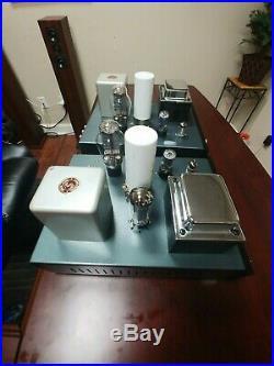 Arte Forma Audio 300B monoblock amplifiers audiophile tube Class A