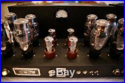 Atma-Sphere M-60 Mk II. 3 OTL Vacuum Tube Monoblock Power Amplifiers
