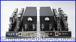 Atma-Sphere MA-1 mk2 OTL Vacuum Tube Monoblock Power Amplifiers 6AS7 6H13C