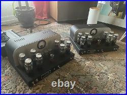 Atma-sphere M60 3.1 Tube Monoblock pair. Mint. Excellent Sound