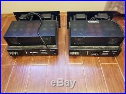 Audio Research CL120 Mono Blocks Tube Amps