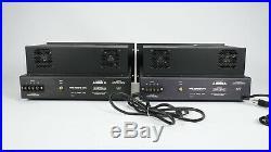 Audio Research Classic 120 Vacuum Tube Monoblock Amplifiers 6650 Audiophile