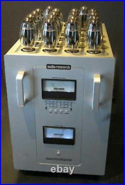 Audio Research Reference 750 SE mono-block Tube amplifier