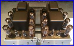 Audiophile Cary (AES) Six pac's Tube Monoblock Amplifiers (pair)