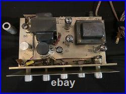 BA mono block 6BQ5 tube amplifier