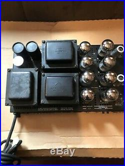 BOGEN MO-200A Tube Monoblock Amp 200 Watts