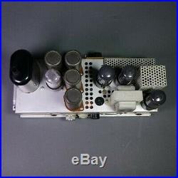 Bell Howell 05311 Vintage Pp 25l6 Monoblock Tube Amp From Filmosound 179