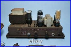 Bell & Howell Filmosound 179 Projector Tube Amplifier Monoblock Untested