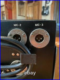 Bogen M 60 Tube Amplifier MONO BLOCK RCA TUBES RCA 6l6