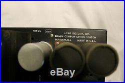 Bogen MO-100a mono block tube amplifier Works Nice