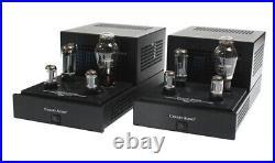 Canary Audio M80 SET Tube Mono Blocks Exceptional