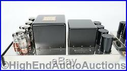 Cary Audio Design SLAM-100 Vacuum Tube Monoblock Power Amplifiers KT88 6SN7