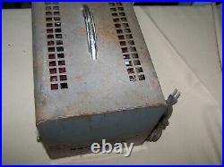 Challenger Model CC8 tube mono block AMPLIFIER parts project bogen