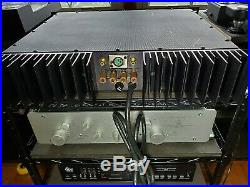 Class A Hybrid Tube Amplifier Stereo 50 WPC 0r 200 to 400 WPC MonoBlock L@@K