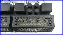 Conrad Johnson Premier 12 Vacuum Tube Monoblock Power Amplifiers 6550