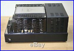 Convergent Audio Technology JL7 Black Path Monoblock Tube Amplifiers RRP £34,900