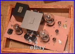 Custom Mine Single Amplifier 300B Para Se Vacuum Tube Monoblock X2 Units