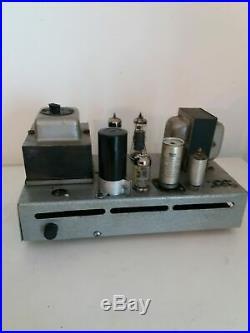 DULCI DPA-10 Monoblock tube valve vintage amplifier amp Mullard 5-10