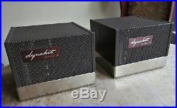 DYNACO MKIII monoblock Tube Amplifiers / Curcio Audio Premium Upgrades / DYNAKIT