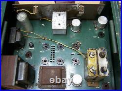 David BOGEN HX-30 tube mono block AMPLIFIER parts project 4 ch in 6L6