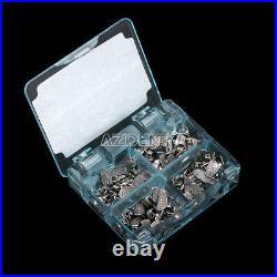 Dental 1st/2nd Molar Bonding Buccal Tube Non-Conv Roth MBT 018 022 Monoblock