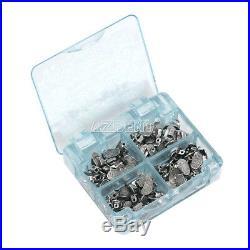 Dental Buccal Tubes 1st 2nd Molar Bondable Mesh Base Non-Conv Roth MBT 018 022