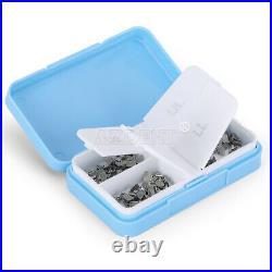 Dental Ortho Buccal Tube 2st Molar Bondable Monoblock Non-Conv Single Roth. 022