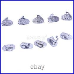 Dental Orthodontic Buccal Tubes 1st 2nd Molar Roth MBT 022 018 Bondable Non-Conv