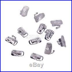 Dental Orthodontic Non-Convertible Bonding 1st 2nd Buccal Tubes Roth. 018/. 022