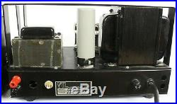 Dual VTL Compact 80 Monoblock Ultra-Linear Tube Power Amplifier Amp