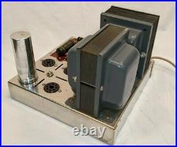 Dynaco Mark III Monoblock Tube Amplifier Dynakit Mark 3 Tube Amp MK3 Beautiful