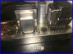 Dynaco Mark IV Tube Amplifier monoblock pair + PAM 1 Pre-amplifiers 220 Volt