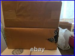 Dynaco Mark IV Tube Amplifier monoblock pair in matching box