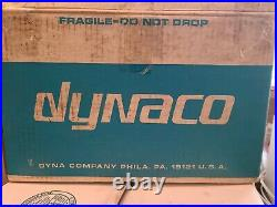 Dynaco Mark IV Tube Amplifier monoblock pair in matching box