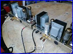 Dynaco Mk IV Monoblock Tube Amplifiers Fully Restored & Matched Pair