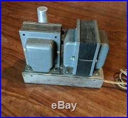 Dynakit MK III Vintage Monoblock Dynaco Mark 3 Tube Amp Recapped