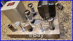 EICO HF-60 Amp Amplifier Tube Hifi Mono block