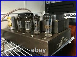 EICO HF30 Monoblock Pair Audiophile Tube Power Amplifiers