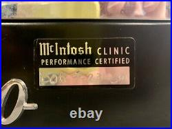 EXTREMELY RARE McIntosh Mac-Kit 30 Vacuum Tube Monoblock Power Amplifier