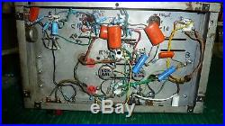 Eico Hf-50 Mono Block Tube Amplifiers Completely Modified And Rebuilt