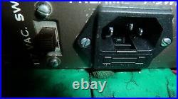 Eico Hf-50 Pair Tube Mono-block Amplifiers Rebuilt & Upgraded No Tubes
